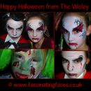 Halloween at The Wisley Golf Club